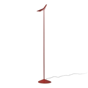 Торшер Vibia Skan 0250 06 Matt red lacquer