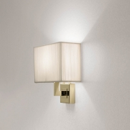 Настенный светильник Axo Light Clavius AP CLAV BR BC OR E14 white, gold