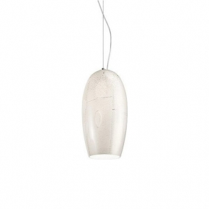 Подвесной светильник Vistosi Marble' Hang. 23 D1 White Silver Nickel E27 SPMARBL23D1BCNI
