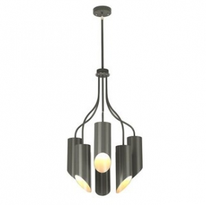 Люстра на штанге Natural Concept Elstead Lighting QUINTO6 GPN
