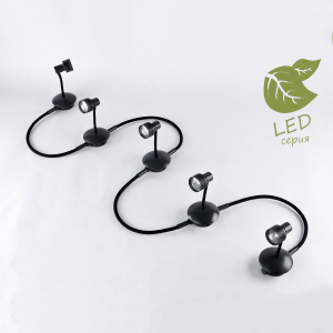 Спот Lussole LED Loft Bay Shore GRLSP-9821-05