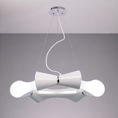Подвесная люстра Mantra Ora Pendant 6 lights 1540 White Lacquer