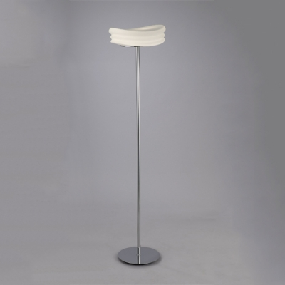 Торшер Mantra Mediterraneo Floor Lamp 2 lights 3628 Chrome