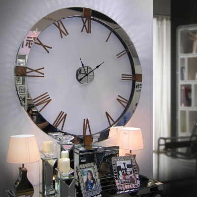 Часы настенные Schuller Decoration Clocks Times 564803