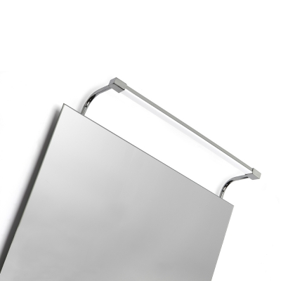 Подсветка для зеркал Mantra Sisley Led Wall Lamp 5086 Silver Chrome - IP44