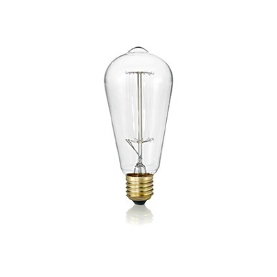 Лампа накаливания Ideal Lux LAMPADINA DECO E27 40W CONO